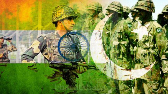 डीजीएमओ स्तर की बातचीत में भारत ने पाक को जमकर लताड़ा