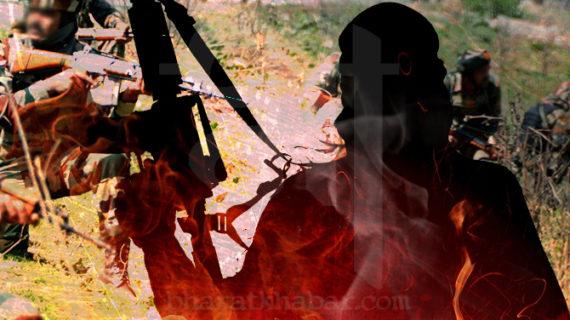 मुठभेड़ में मारे गए 2 आतंकी, 60-70 घुसपैठ को तैयार
