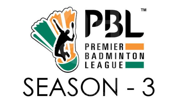सोमवार को की जाएगी प्रीमियर बैडमिंटन लीग सीजन-3 की नीलामी