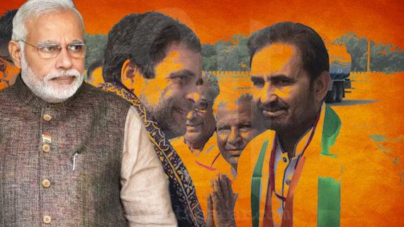 इस बार मध्य गुजरात में है राहुल गांधी का फोकस