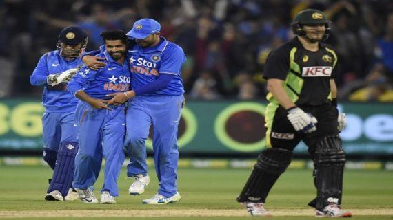 टी-20 मैच में भारत ने दी ऑस्ट्रेलिया को पटखनी, 9 विकेट से दर्ज की जीत