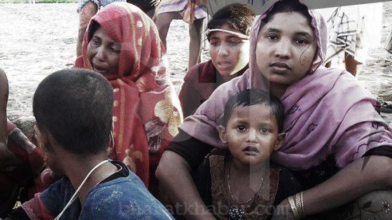 रोहिंग्याओं की आबादी कम करेगा बांग्लादेश, चलाएगा नसबंदी अभियान