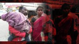 फिर से मानवता शर्मसार: लाचार पिता ने 2 किलोमीटर तक कंधों पर उठाई बेटी की लाश