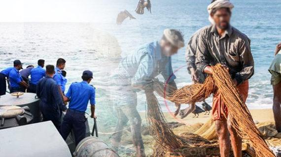 श्रीलंका की नौसेना ने कथित तौर पर मछली पकड़ने को लेकर चार भारतीय मछुआरों को किया गिरफ्तार