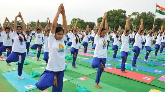 योग का परमच, सऊदी ने दी योग को खेल के रूप में मान्यता