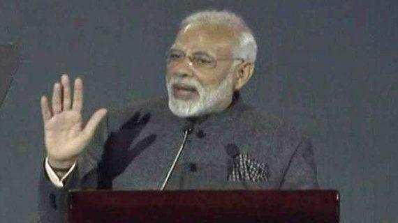 मनीला में पीएम ने भारतीय समुदाय को किया संबोधित, कांग्रेस पर बोला हमला