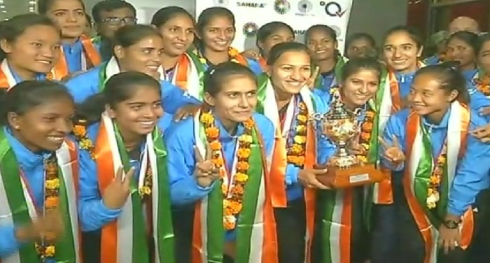 Hockey Indian women team
