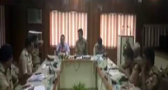 Para Military meeting