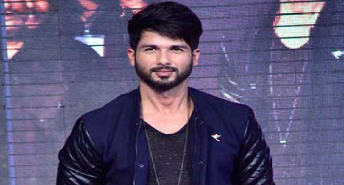 Shahid kapoor new film