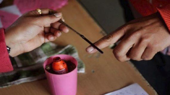 निकाय चुनाव: प्रदेश के 25 जिलों में दूसरे चरण का मतदान शुरु