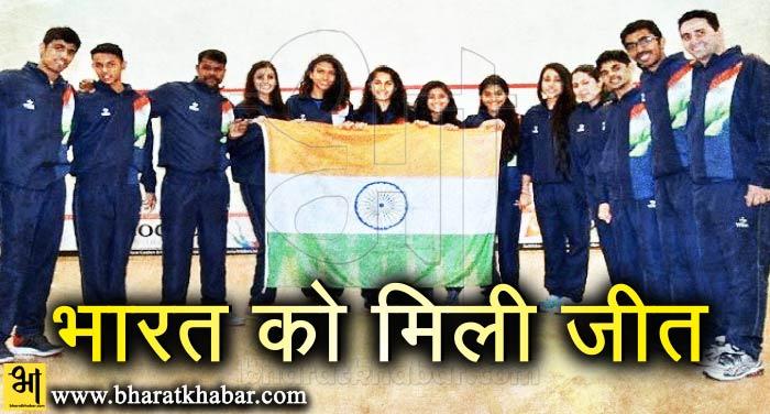 world team squash championship