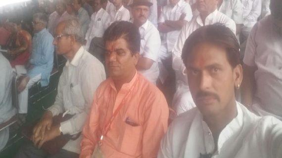 बीजेपी किसान मोर्चा बैठक, किसानों तक योजनाओं का लाभ पहुंचाने की रणनीति पर विचार