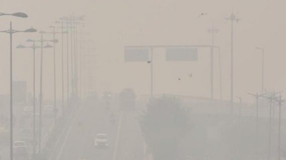 दिल्ली एनसीआर को फिर जहरीले स्मॉग ने घेरा, 5 दिन तक नहीं मिलेगी राहत