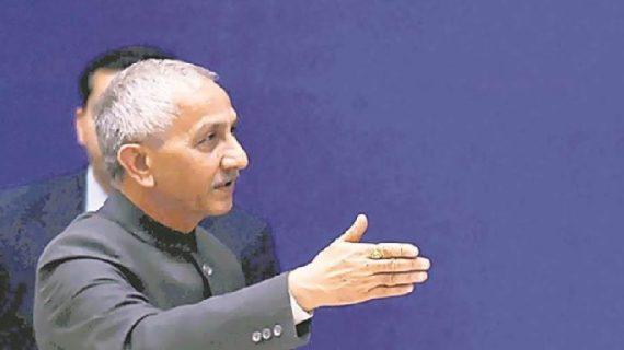 कश्मीर में शांति बहाली को लेकर दिनेश्वर शर्मा शुरू करेंगे अलगाववादियों के साथ बातचीत