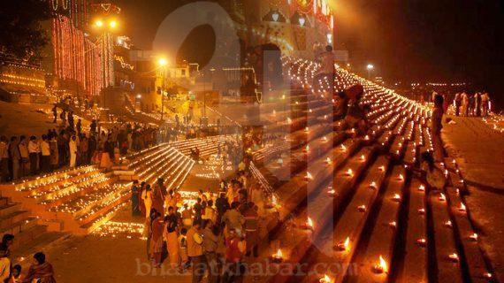 त्रिपुरासुर के वध के कारण मनाई जाती है देव दीपावली