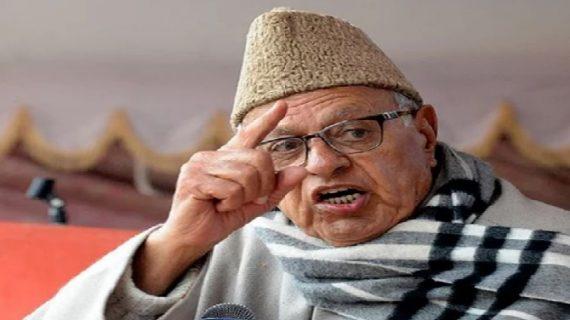 फारूख का विवादित बयान, बोले, pok पाक का हिस्सा, भारत ने भोंका कश्मीर के पीठ में खंजर