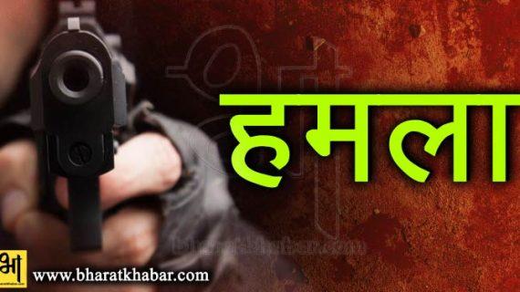 निकाय चुनाव के दौरान गाजियाबाद के निवर्तमान सपा पार्षद पर चली गोली