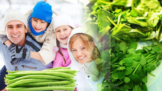 ठंड में रहना चाहते हैं स्वस्थ तो खाने में इन चीजों को दें महत्व