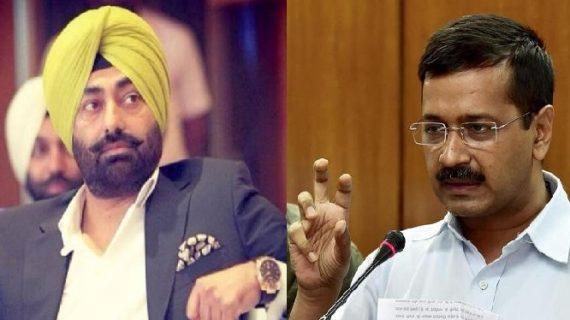 AAP के नेता और नेता विपक्ष पर लगा ड्रग्स तस्करों से संबंध रखने का आरोप