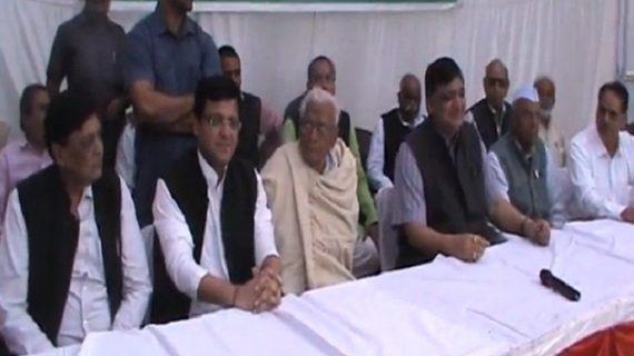 सपा नेता और राज्यसभा सांसद नरेश अग्रवाल ने साधा पीएम मोदी और सीएम योगी पर निशाना