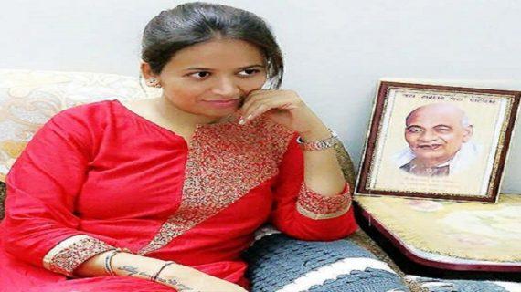 बीजेपी की पाटीदार नेता रेशमा की अश्लील तस्वीरें सोशल मीडिया पर हुई वायरल