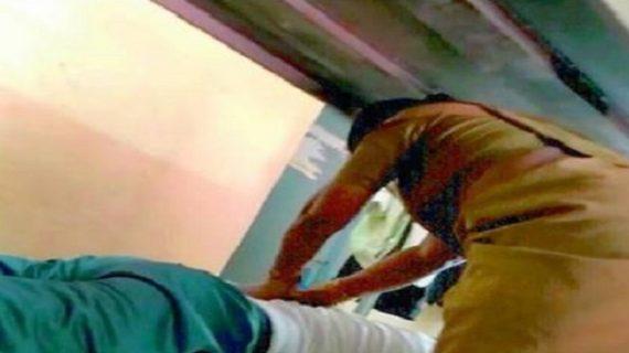 तेलंगाना: महिला होमगार्ड से पीठ पर मसाज करवाने वाला एएसआई निलंबित