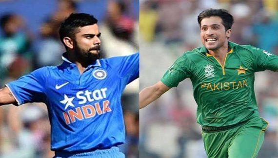 पाकिस्तानी गेंदबाज ने की कोहली की तारीफ, कहा- कोहली बेस्ट चेजर बल्लेबाज