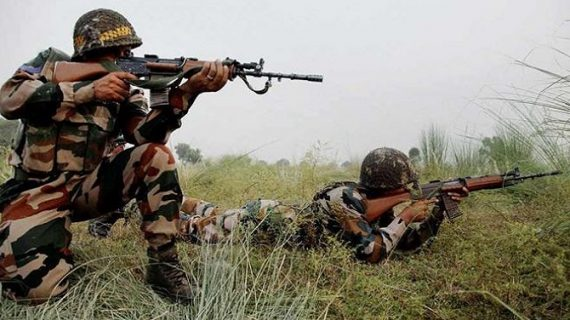 भारतीय सेना ने पाक में किया एक और सर्जिकल स्ट्राईक,तीन जवान ढेर