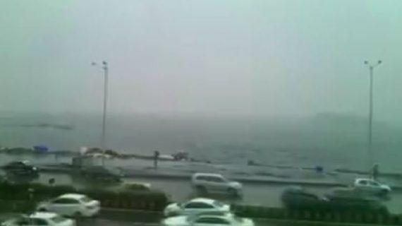 तमिलनाडु और केरल के बाद अब ओखी तुफान ने किया मुंबई का रूख