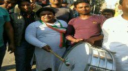 राहुल गांधी के राष्ट्रीय कांग्रेस अध्यक्ष बनने पर पार्टी में खुशी