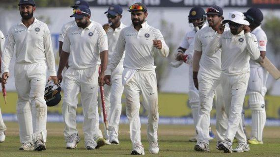 टेस्ट सीरीज: दिल्ली में होगा भारत-श्रीलंका के बीच टेस्ट मैच, भारत के जीत सकते है मैच