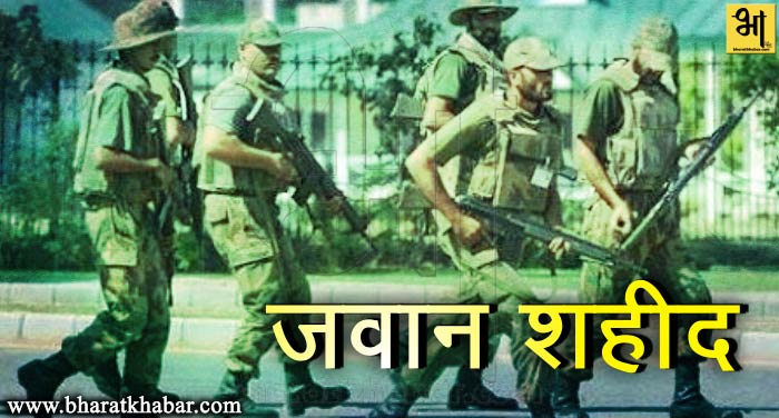 BSF jawan martyr