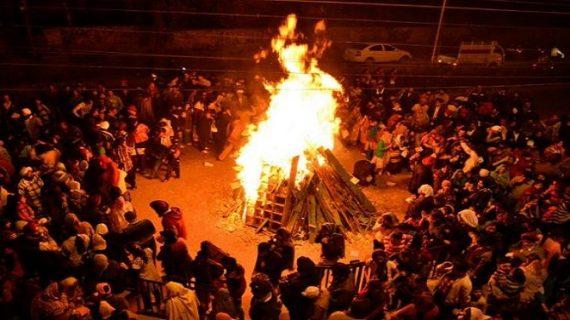 देश-भर में मनाया जा रहा है लोहड़ी का त्यौहार, क्यों खास है ये त्यौहार