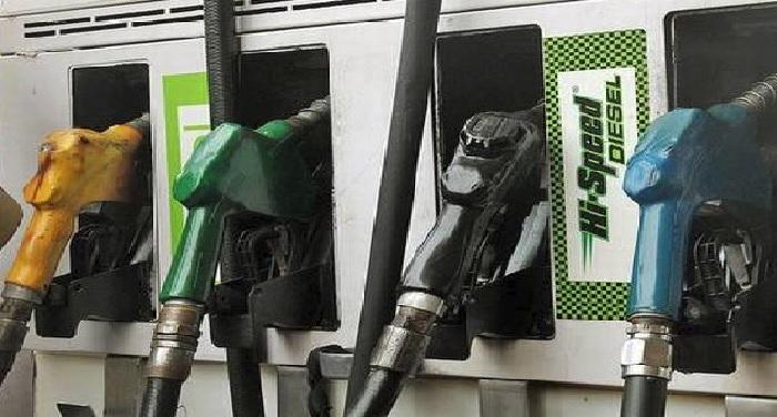 price petrol diesel