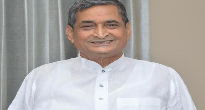 rajya sabha mp rk sinha